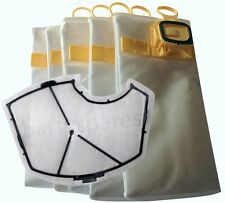 Filter & Microfibre Dust Hoover Bags for VORWERK KOBOLD VK140 VK150 Vacuum clean