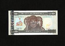 Eritrea 50 Nafka banknote P5 UNC