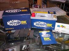 BATTERIA LITIO MAGNETI MARELLI ION09 YTX12 BS PIAGGIO VESPA GTS 300 250 125 LX 1