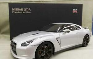 AUTOART 1/12 scale car Nissan GT-R Premium Edition with box Good Condition Used