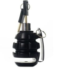Alarmschloss / Bremsscheibenschloss AGM Safe Grenade Disc Lock 11 SCHWARZ