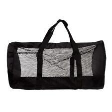 Heavy-Duty Mesh Duffle Bag. Great for Sports Equipment, Scuba Diving,...