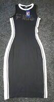 FILA Womens Bodycon Stretch Midi Dress SIZE XS NEW WITH TAGS
