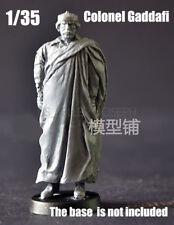 Custom made Colonel Muammar Gaddafi revolutionary 1/35 resin figure model