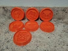 New listing Pampered Chef Halloween Cookie Cutters Item #1598