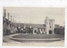 Winchester St Cross Hospital [LL 56] Vintage Postcard 897a