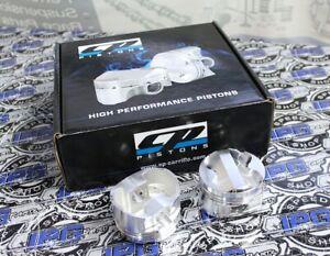 CP Pistons Fits 2003-2006 Nissan 350Z VQ35 VQ35DE 95.5mm Bore 11.0:1 Comp