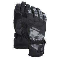 NEW Grayne Canyon Men's Insulated Ski And Snowboard Gloves with Touch Screen Tec