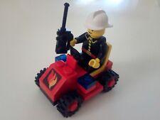 Lego 6611 legoland capitaine des pompier vintage