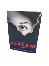 The Ultimate Scream Collection (DVD, 2000, 4-Disc Set)