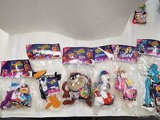 McDonald's Happy Meal Toys Warner Brothers Space Jam