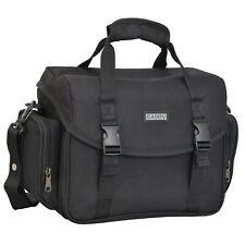 Men DSLR Camera Bag 3 Styles Option Black SLR Shoulder Messenger For Nikon Canon