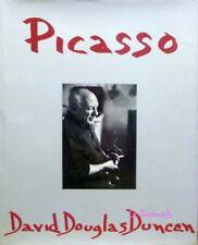 Goodbye Picasso. David Douglas Duncan. Nbses ills. N&B et couleur 1975.  220 €