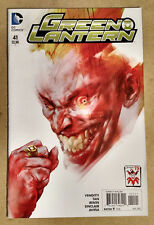 GREEN LANTERN #41 FIRST PRINT JOKER VARIANT COVER DC COMICS (2015)