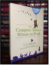 Complete Tales of Winnie the Pooh Brand New Illustrated Deluxe Gift Hardcover