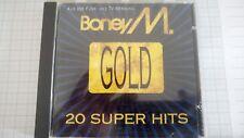 """Boney M. """"Gold"""" 20 Super Hits  Sammlungsauflösung"""