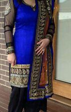Ladies punjabi salwar suit, size 12