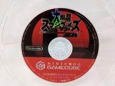 Super Smash Bros Melee Dairanto Gamecube Japanese USA Seller NTSC-J Import