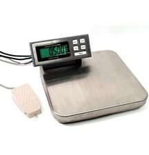 Digital Kitchen Pizza Bench Scale Tree PIZA 12 lbs x 0.002lb RS232 AC Adapter