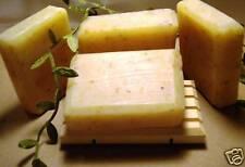 CALENDULA WASABI LIME SOAP ONE BAR 4.5 oz HANDMADE