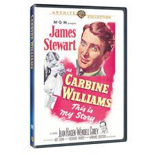 Carbine Williams DVD James Stewart, Jean Hagen, Wendell Corey