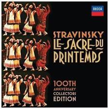 Stravinsky: Le Sacre du printemps: 100th Anniversary Collector's Edition