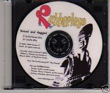 (A505) Rubber Legs, Bound & Gagged - DJ CD