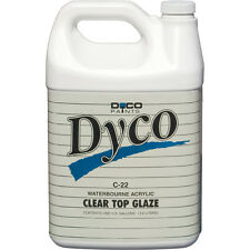 Dyco Paints Gallon Interior/Exterior Gloss Porch and Floor Clear Paint