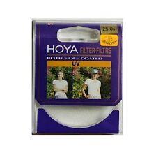 Hoya 25mm Filtro Ultravioleta UV Vidrio, Londres