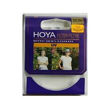 Hoya 25mm Ultraviolet UV Glass Filter, London