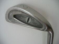 Ping Eye Black Dot 2 Iron Steel Stiff Shaft