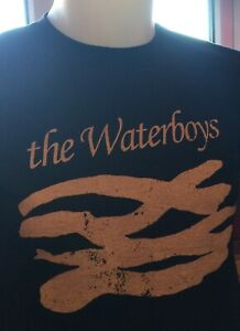 THE WATERBOYS - 100% COTTON T-SHIRT