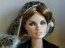 Fashion Royalty Supermodel Convention Full Speed Erin dressed doll NRFB Shipper