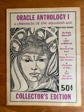 More details for  oracle anthology i  newspaper 1969 a chronicle  of the aquarium age series 1