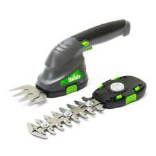 More details for the handy 3.6v lithium-ion cordless shrub shear & grass blades - thgss