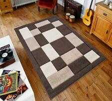 Brown/Beige Havana90 Rug carpet Thick 12MM Polypropylene Non Shed Soft DustProof