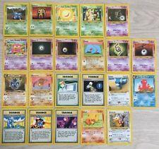 22 Pokemon Karten Neo Destiny Englisch