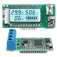 18650 26650 Digital Lithium Li-ion Battery Tester Meter Voltage/Amp/Ohm/Capacity