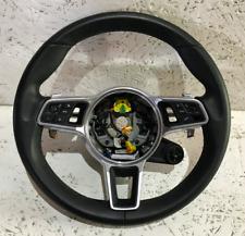 porsche Macan cayman 911 cayenne panamera steering Wheel Pdk w/boost 18 19