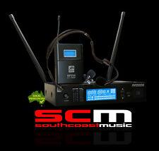 Ashton AWM250BP Wireless Lavalier Microphone System