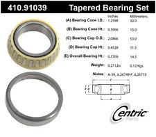 Wheel Bearing and Race Set-Premium Bearings Centric 410.91039