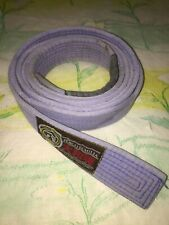 Fokai Familia Jiu Jitsu Purple Belt Faded Has Stains Yamato Damashiji Zoku