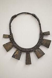 Necklace Ifugao  Wood Status Rare Necklace