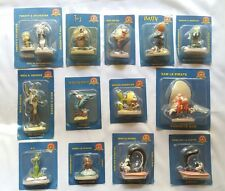 Lot 13 Figurine LOONEY TUNES Titi Grosminet Tweety / ATLAS / WARNER BROS /RESINE