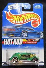 2000  Hot Wheels  '33 Ford Roadster Hot Rod Magazine Series   Card #027   Box 10