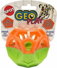 Ethical Geo Play Dual Texture Cube Dog Toy    Free Shipping