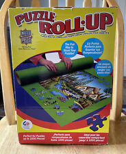 Master Pieces Jigsaw Puzzle Mat Tube Roll Up Storage/Up To 1000 Pieces/Gift NEW