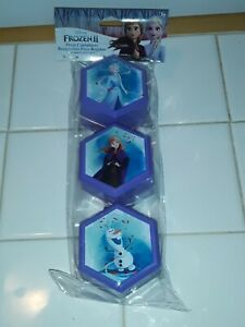 Treat Container Frozen 2 Anna Elsa Olaf 3 Ct Stocking Stuffer Birthday Favor New