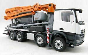 Conrad 78232/0 MercedesArocs CIFA MK 28L Concrete Mixer & Pump 1:50