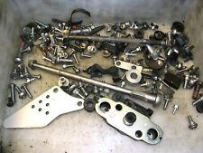 Kawasaki ZX6R ZX600P 07-08  Schrauben Kleinteile Restteile vom Fahrwerk